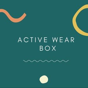 Other - ACTIVE WEAR BOX! 5 for $20!